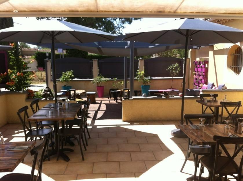 Le Restaurant - La Table de M's - Entraigues-sur-la-Sorgue